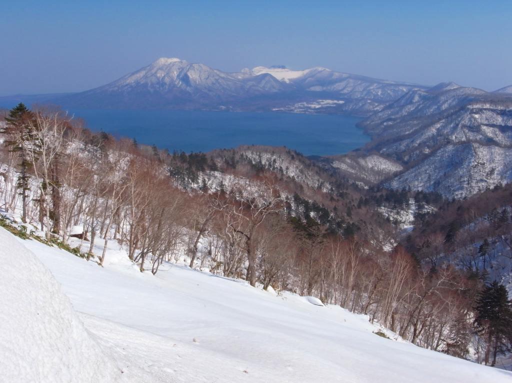 4月5日、丹鳴(になる)岳から稜線歩き-その1-_f0138096_17284415.jpg