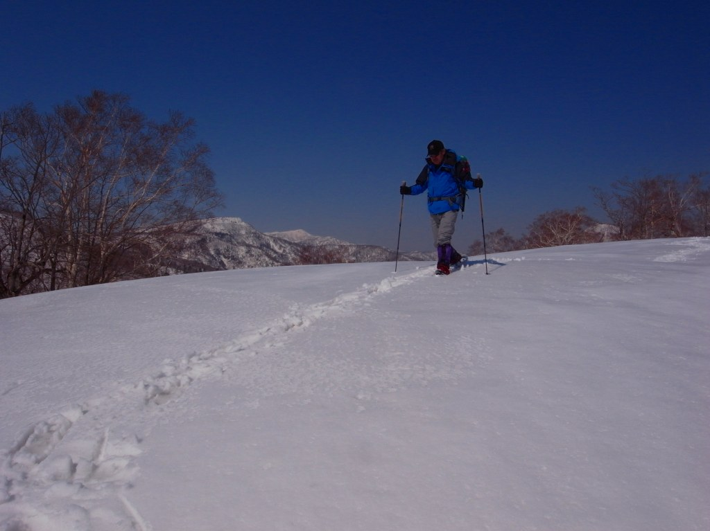 4月5日、丹鳴(になる)岳から稜線歩き-その1-_f0138096_1728912.jpg
