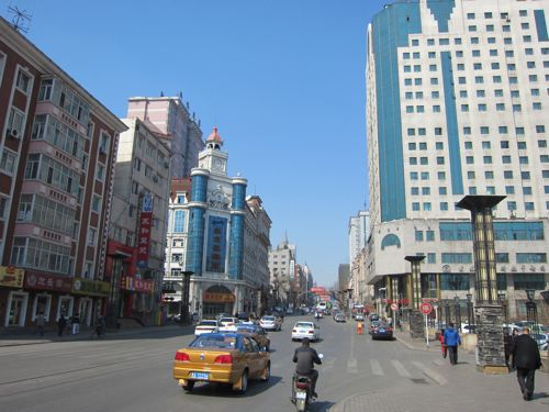中国最北の省、黒竜江省ハルビンへ : 上海で暮らしてみれば
