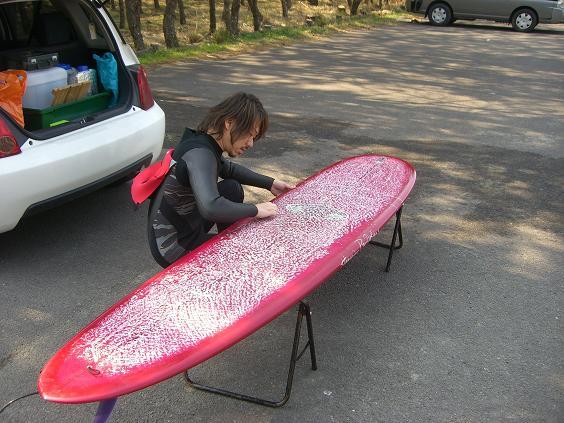 Spring Surf♪_f0191324_20415675.jpg