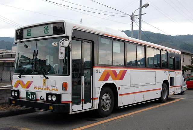 南海りんかいバス~西工58MC&ブルーリボンHU~_a0164734_23345338.jpg