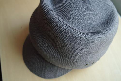 CHAPEAUX 2011s/s gris homme_b0129548_2113443.jpg