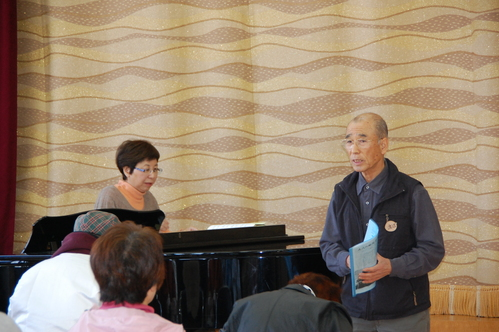 平成23年4月度「大人の林間学校」:琴演奏と理智院の桜_c0108460_2122198.jpg