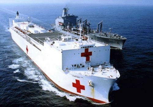 病院船 : 今日のひとこと