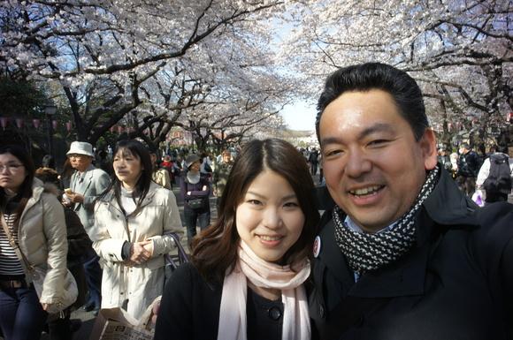 上野の山の見事な桜たち!_c0180686_1215973.jpg