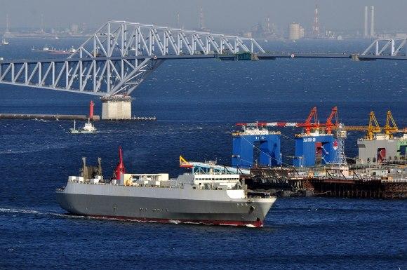 川崎近海汽船「南王丸」 : 船が...