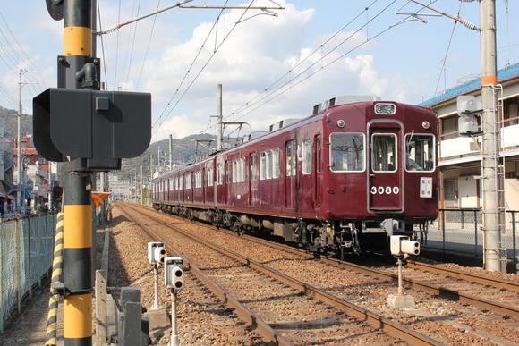 阪急箕面線。_d0202264_1556866.jpg