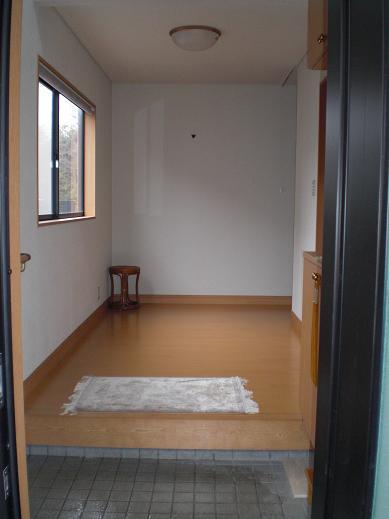 快適な床暖房 ~ お客様も納得のできばえです。_d0165368_5372538.jpg