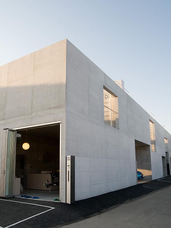 生物建築舎さんの新築物件「quarry」内覧会(feat.乙庭 ^^;)_f0191870_1827859.jpg