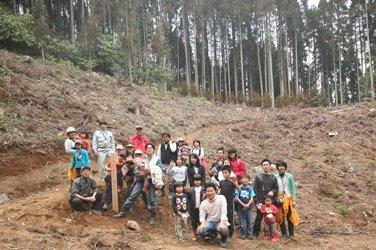 九州山口匠の会「匠の極!小国杉植林ツアー」_b0112371_1794711.jpg