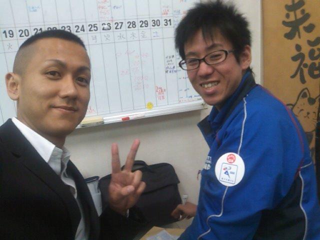 店長のニコニコブログ!T橋様 アルトワークス 御成約☆_b0127002_2220102.jpg
