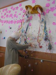T様100歳お誕生日<アクティブライフ芦屋> _c0107602_15294549.jpg