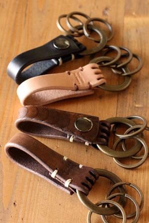 leather key holder_c0118809_20584814.jpg