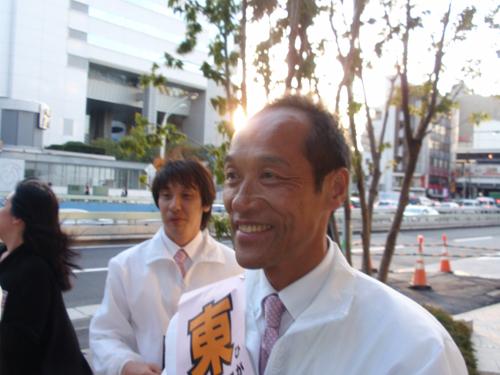 名所「目黒川の桜」。_e0053731_2012482.jpg