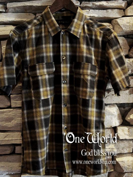 Check Shirt_a0155932_19141446.jpg