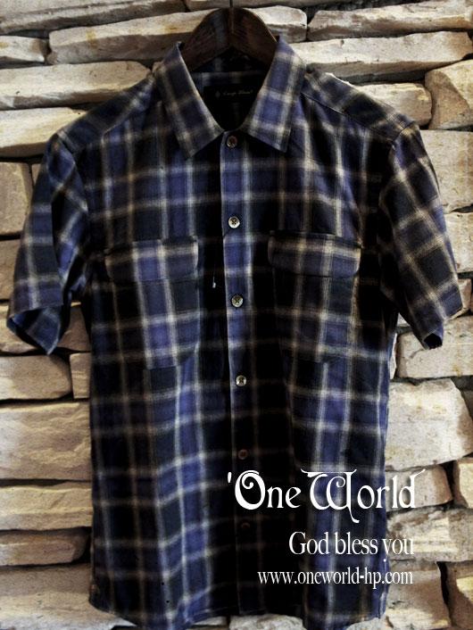 Check Shirt_a0155932_19143059.jpg