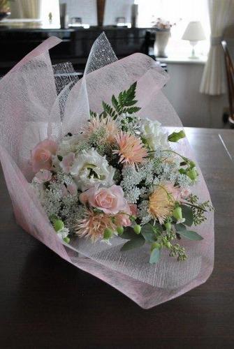 花束いろいろ~♪_e0159050_23422672.jpg