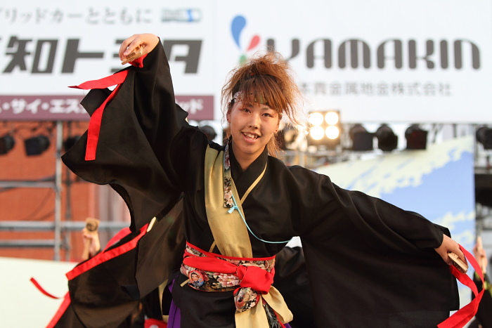 2010年よさこい祭り 全国大会 京都チーム「櫻嵐洛」_a0077663_9323546.jpg