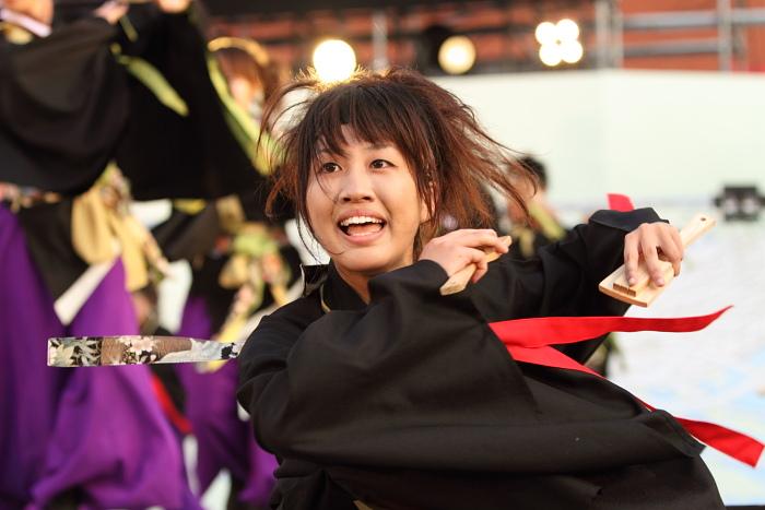 2010年よさこい祭り 全国大会 京都チーム「櫻嵐洛」_a0077663_9324589.jpg