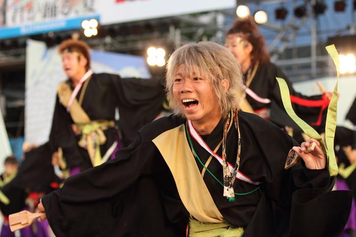2010年よさこい祭り 全国大会 京都チーム「櫻嵐洛」_a0077663_9325393.jpg