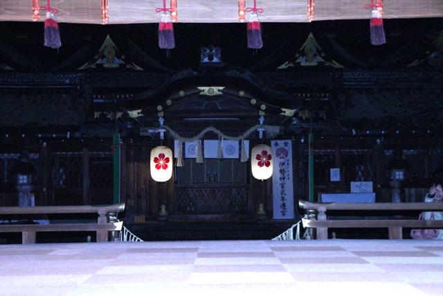 京の花だより 平野神社夜ざくら_e0048413_23101676.jpg