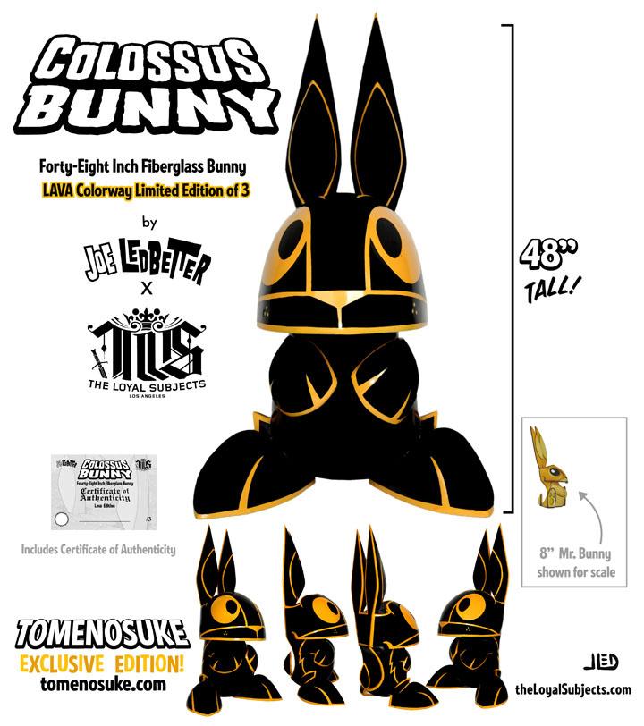 コロッサス(巨像)バニーの発売について。_a0077842_11525635.jpg