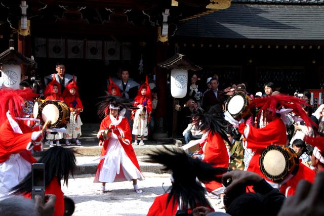 京の花だより 今宮神社やすらい祭_e0048413_21433968.jpg