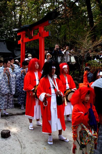 京の花だより 今宮神社やすらい祭_e0048413_21435326.jpg