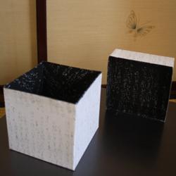 恒例アートイベント「春山登山」、蔵織での作品_d0178448_9532525.jpg