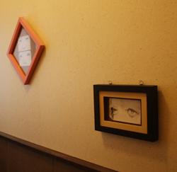 恒例アートイベント「春山登山」、蔵織での作品_d0178448_9571330.jpg