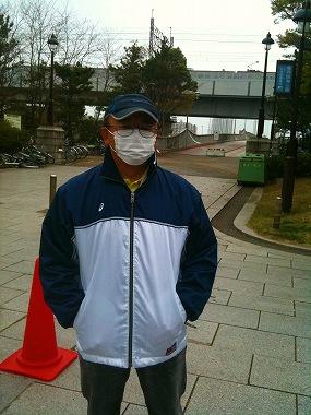 エコ・ジャーニーラン in 葛西臨海公園_a0036808_1642988.jpg