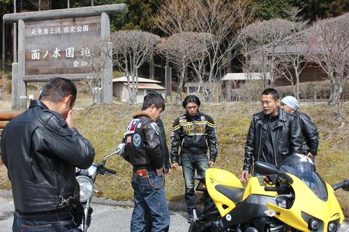 2011年4月10日 桜ツーリング(o^O^o) <2011-NO3>_d0038712_23282137.jpg