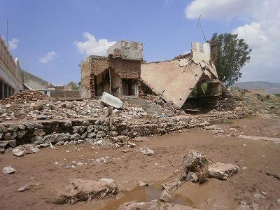 【JEN通信】パキスタンの大洪水_e0105047_1714025.jpg