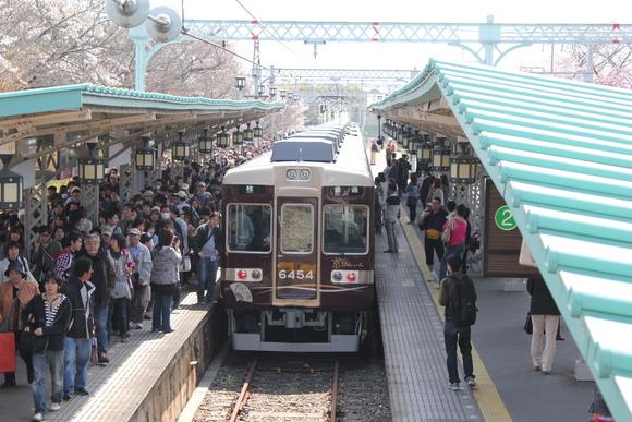 阪急嵐山駅_d0202264_6364429.jpg