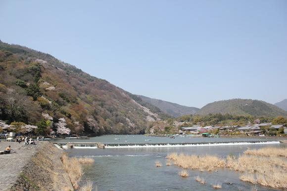 阪急嵐山駅_d0202264_6375035.jpg