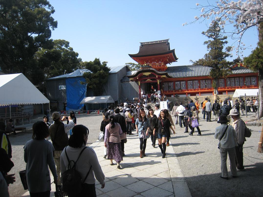石清水八幡宮_f0205367_2012365.jpg