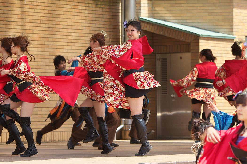 繋がれ日本!チャリティーよさこいin豊橋:その1『kagura』_c0187584_20123985.jpg