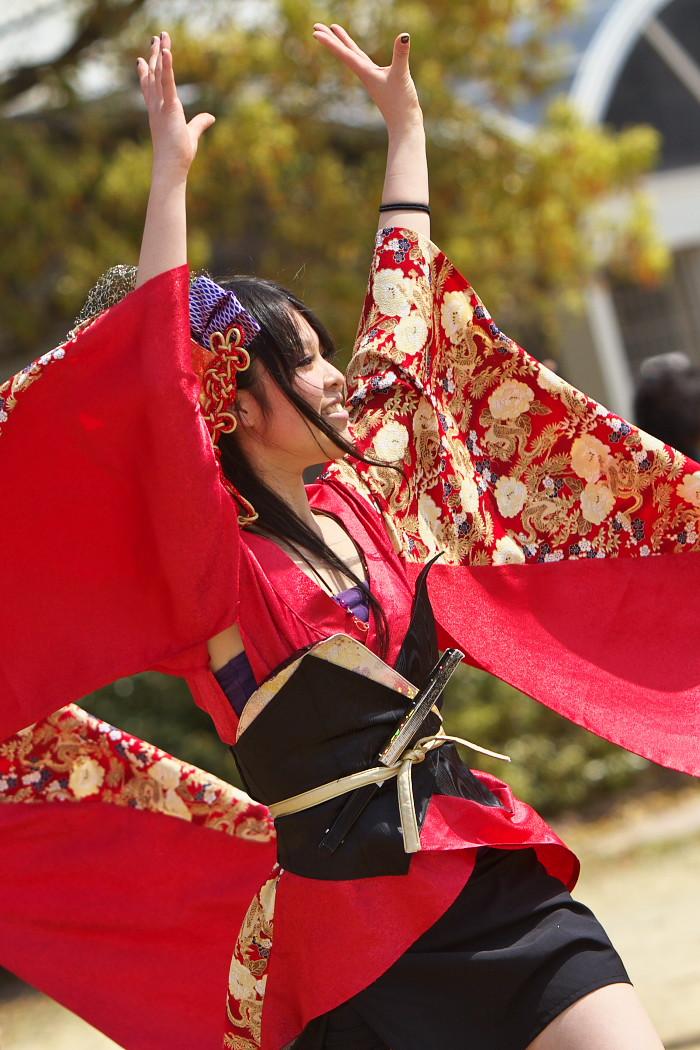 繋がれ日本!チャリティーよさこいin豊橋:その1『kagura』_c0187584_20125569.jpg