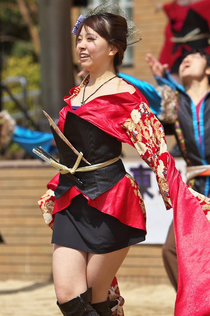 繋がれ日本!チャリティーよさこいin豊橋:その1『kagura』_c0187584_2014510.jpg