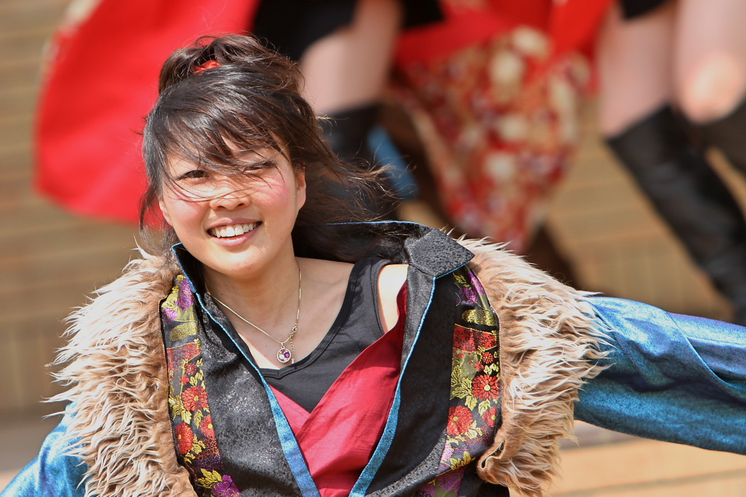 繋がれ日本!チャリティーよさこいin豊橋:その1『kagura』_c0187584_20155973.jpg