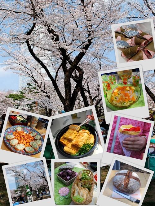 がんばろう日本!東北のお酒で花見オフ@高崎公園_c0177814_1862990.jpg