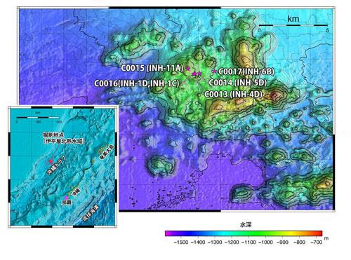 「人工地震」のふるさと:「地下深部掘削船ちきゅう」の開けた「墓穴」の数々_e0171614_11384869.jpg