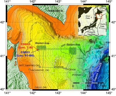 「人工地震」のふるさと:「地下深部掘削船ちきゅう」の開けた「墓穴」の数々_e0171614_11393339.jpg