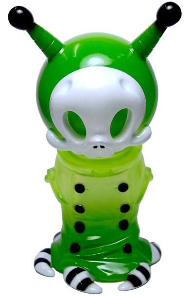Translucent Green Big Sal by Brandt Peters and Kathie Olivas_b0214553_23272414.jpg