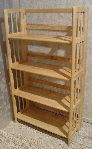 チェコスロバキア製・木のイスと、折りたたみできる棚 入荷!_a0096367_19294476.jpg