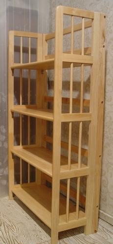 チェコスロバキア製・木のイスと、折りたたみできる棚 入荷!_a0096367_19295633.jpg