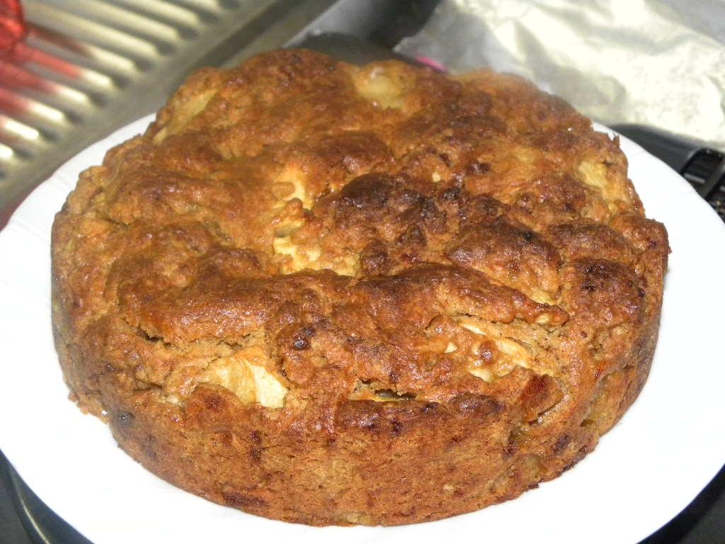 リンゴのケーキ_c0162773_13112029.jpg