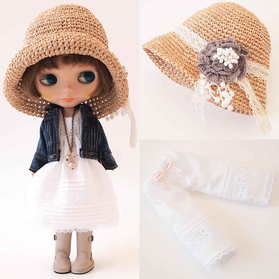 ** Blythe outfit ** Lucalily 195** _d0217189_2053616.jpg