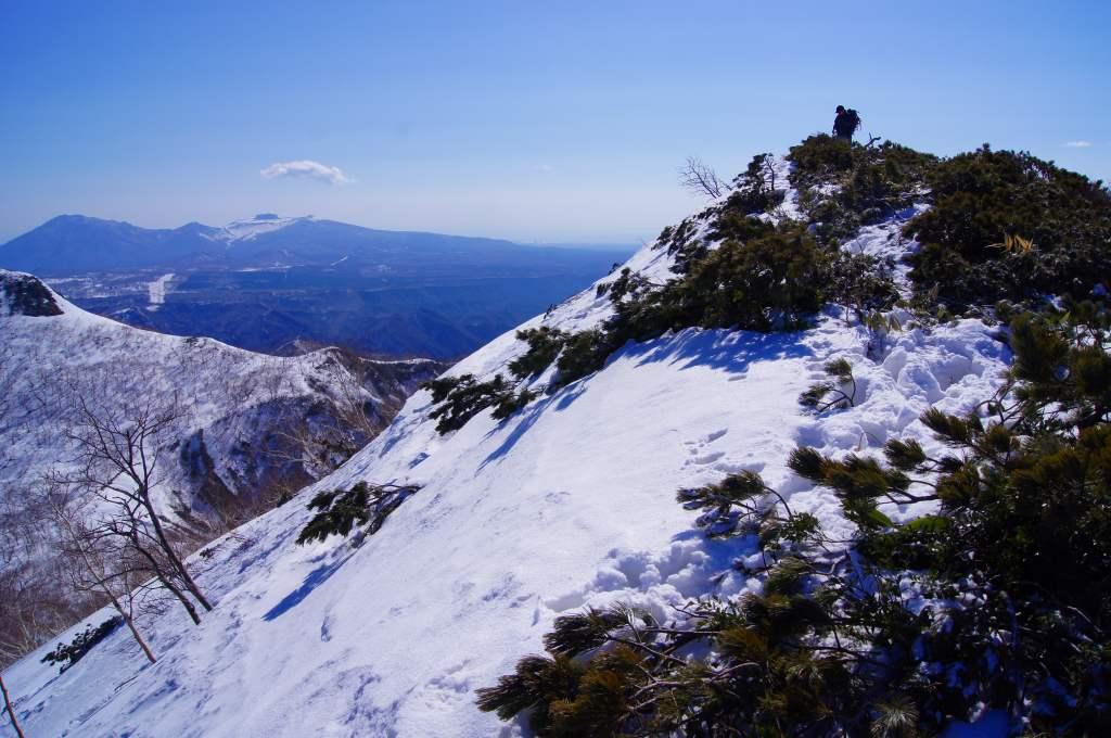 4月12日、白老岳、南白老岳、北白老岳-その1-_f0138096_1561089.jpg