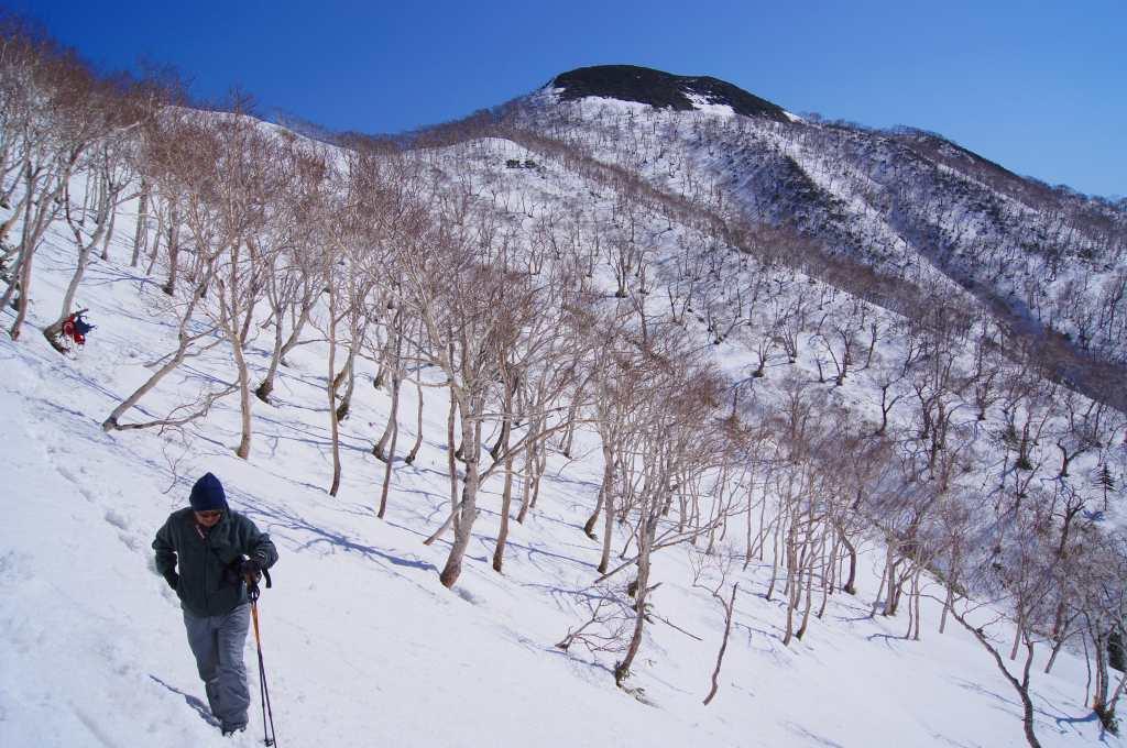4月12日、白老岳、南白老岳、北白老岳-その1-_f0138096_1565484.jpg